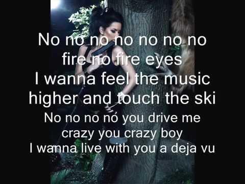 Inna - Deja Vu - Lyrics