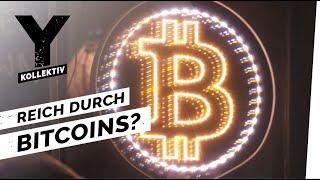 Bitcoin - Blase oder digitales Gold? Der Hype um die Kryptowährung