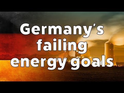 Germany's Failing Energy Goals