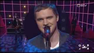 Ott Lepland - Tunnen elus end  @ Aastahitt Gala 2011