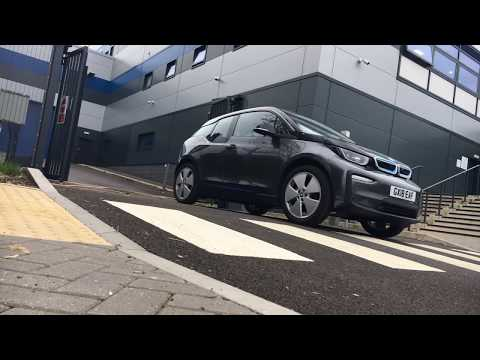 Hampshire Police get electric cars for their fleet