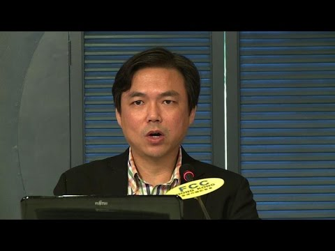 Hong Kong financier hits out at city's media 'self-censorship'