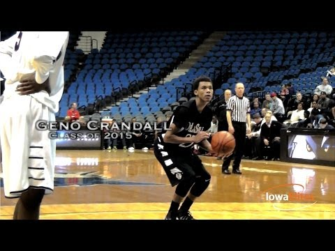 Geno Crandall Senior Mixtape (North Dakota Commit)
