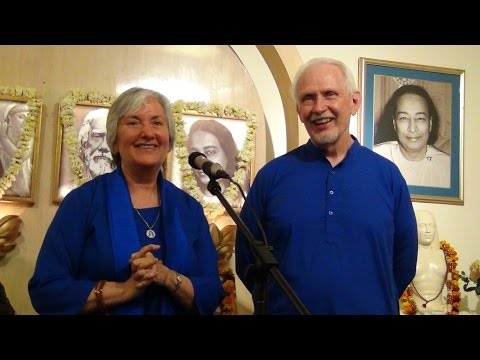 """""""The importance of Raising your energy"""" by Jyotish and Devi - 18th Feb 2015, New Delhi"""