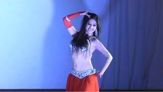 "CARMELINA (Perú) ""Kermal Ayounik"" - CHILE - danza árabe"
