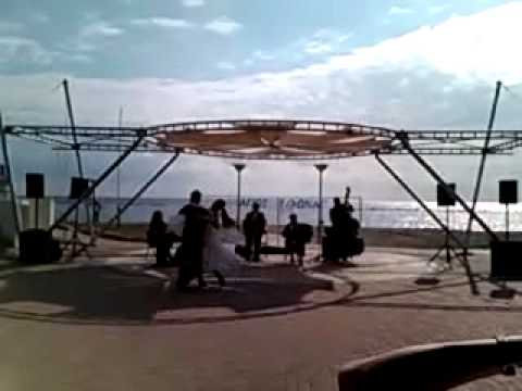 Music in Cyprus ROMANTIC QUARTET Danube Waves.avi