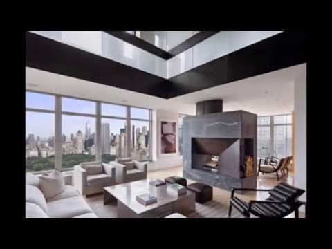 Magnificence Five Bedroom Duplex Penthouse in New York