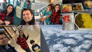 Australia Se karachi Ka safar Columbo Hotel stay aur Srilankan Airline review