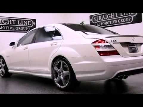 used 2008 mercedes benz s65 amg dallas tx youtube. Black Bedroom Furniture Sets. Home Design Ideas