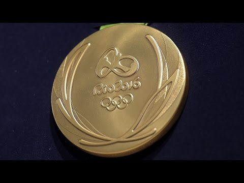 Which state has most Olympic medals from Rio?