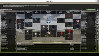 OOTP 20 Phillies Episode 43 End of the Run