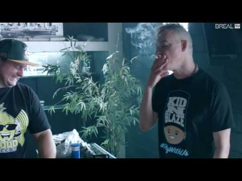 Smoke Session - Kid N Kookies | BREALTV