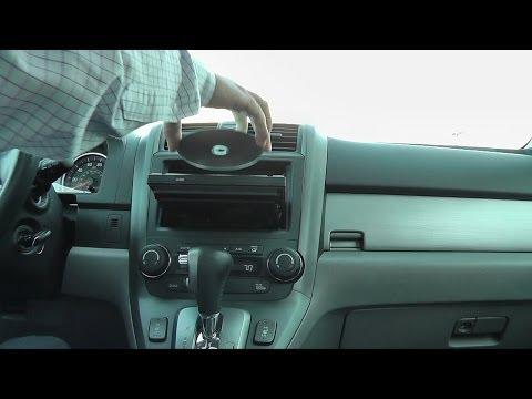 Обновление штатной навигации Honda CR-V 2010