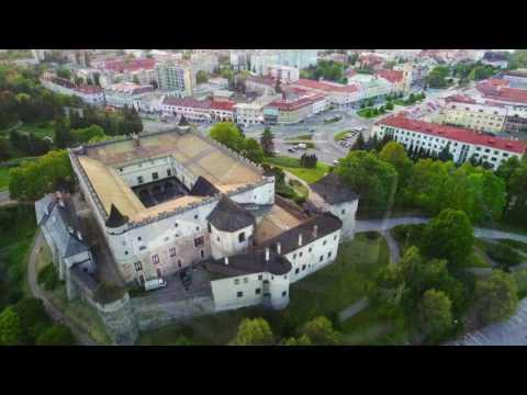 Phantom 4 | Slovakia | Zvolen zámok