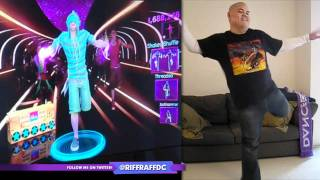 Dance Central 2 - Party Rock Anthem DLC (Hard) 100% Gold Gameplay