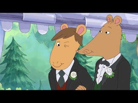 Alabama TV Station Bans Arthur for Gay Wedding Episode
