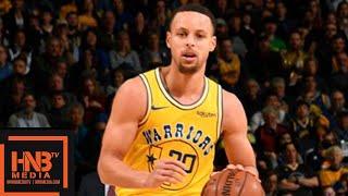 Golden State Warriors vs Sacramento Kings Full Game Highlights | Feb 21, 2018-19 NBA Season