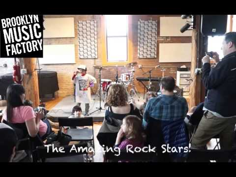 Brooklyn Music Factory Spring Camp 2015