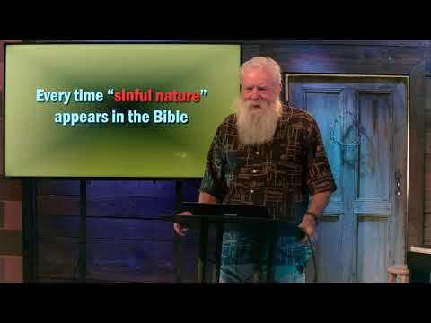 Democrats Don't Have a Sinful Nature part 1 — Sinful Nature in the Bible