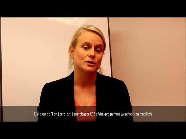 Elske van de Fliert | zero-e.nl | 26 januari gemeente Nieuwegein
