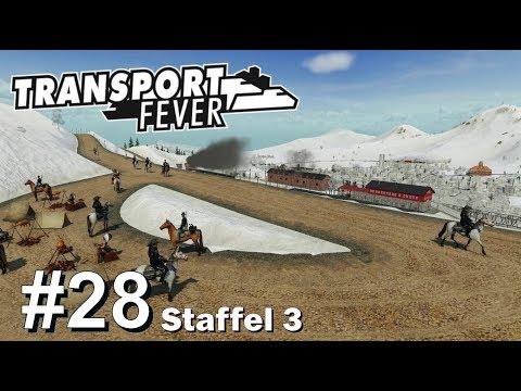 TRANSPORT FEVER S3/#28: Die Indianer kommen [Let's Play][Gameplay][German][Deutsch]