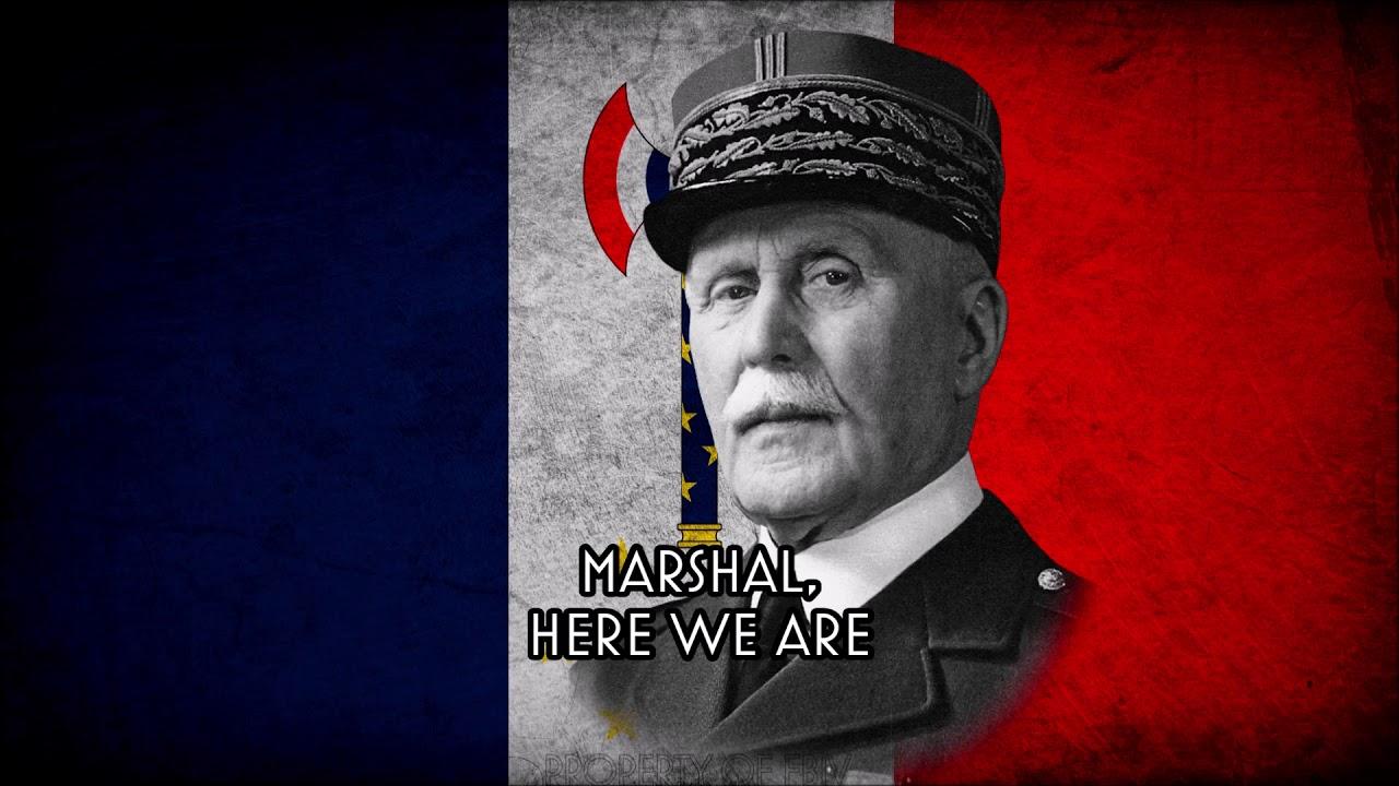 Maréchal, nous voilà!