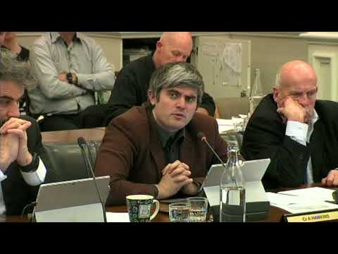 Dunedin City Council - Infrastructure Services and Networks Committee - 14 August 2017