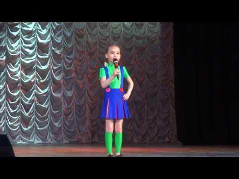 Талантливый человек талантлив во всем!!!Моя дочка не только танцует,но и поет!!!