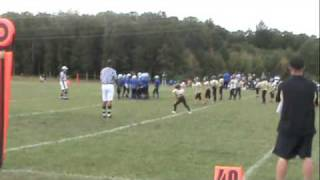 9-12-09 Scrimmage Dulles South Ank1 vs Reston at Stone Ridge pt 2
