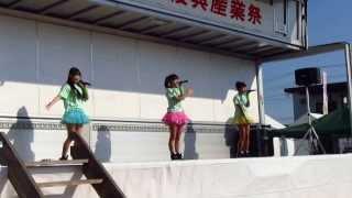 2013/11/18(日)茨城県県 『高萩市復興産業祭』 10:10~10:30 「放課...