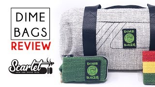 Dime Bags - 100% Hemp Organic Bags - Scarlet Vape and Smoke Shop Cincinnati