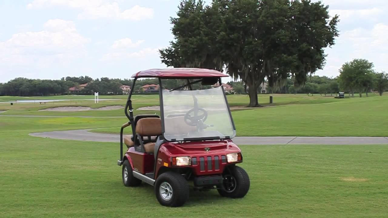 tomberlin emerge classic available now at fairway golf carts palm harbor fl [ 1280 x 720 Pixel ]