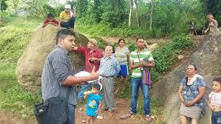 2 Grupo de bautismo oficializado en la nueva obra de ceibita, Tocoa Colon.