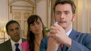 The Doctor Confronts the Trickster | The Wedding of Sarah Jane Smith | The Sarah Jane Adventures