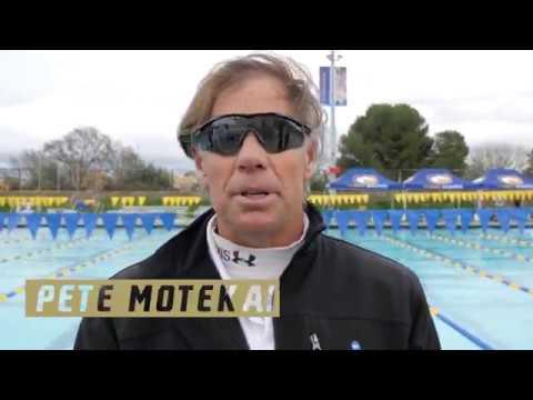 Swim and Dive Senior Meet 2017