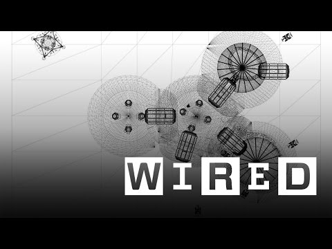 WIRED Goes Inside Foster + Partners 'Secret Lab' | WIRED