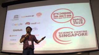 Opening Addresses - FOSSASIA 2016
