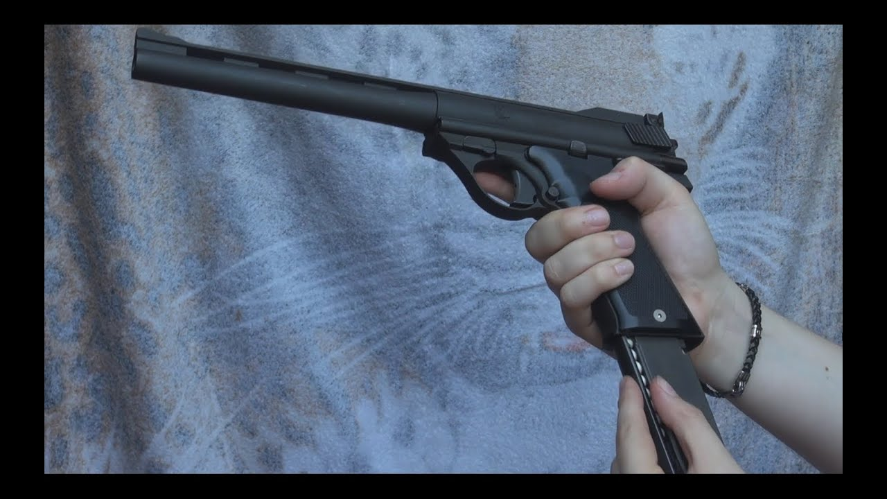 Dirty Harry 44 Magnum Automag Pistol