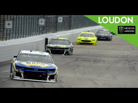 Monster Energy NASCAR Cup Series- Full Race -Foxwoods Resort Casino 301