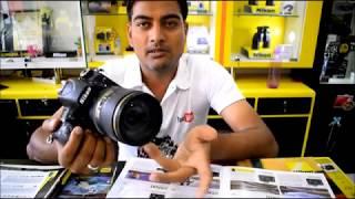 NIKON DSLR FX D750 REVIEW IN HINDI 2017