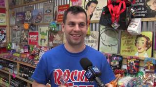 Rocket Fizz Westmont, Nj on SNJ Today
