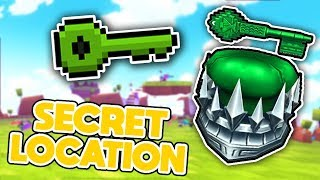 JADE KEY LOCATION REVEALED! HOW TO GET ROBLOX JADE KEY (Ready Player One event)