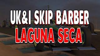 iRacing UK&I Skip Barber at Laguna Seca