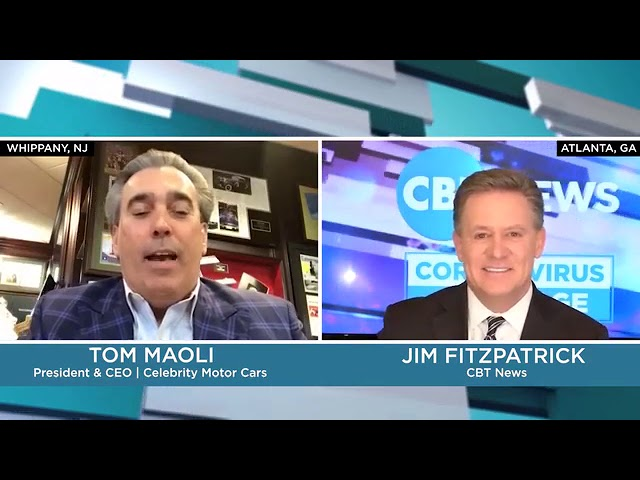 CBT Automotive News Network and Tom Maoli 4/16/2020