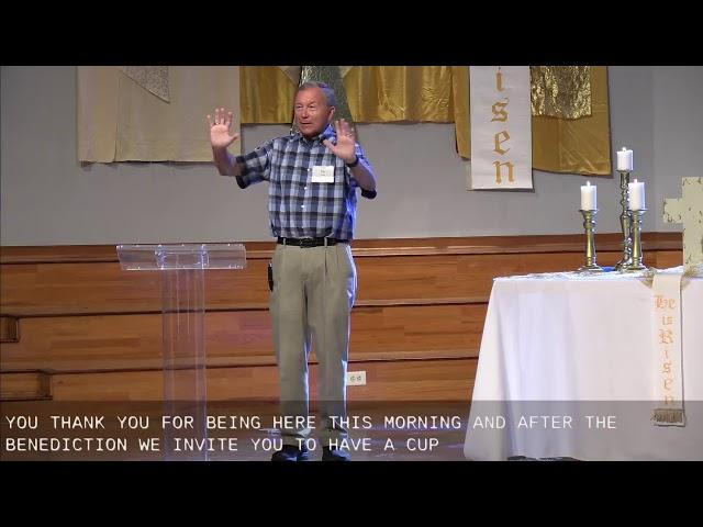 2021.04.25 Contemporary Worship Service