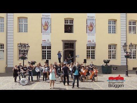 Brüggen Klassik - Flashmob (1080p HD)