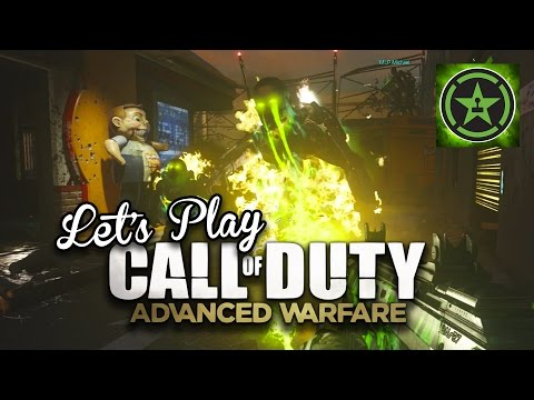 Let's Play - Call Of Duty: Advanced Warfare - Exo Zombies
