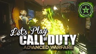Let's Play – Call Of Duty: Advanced Warfare – Exo Zombies
