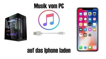Musik von Computer (PC) auf IPhone übertragen |Tutorial | Deutsch