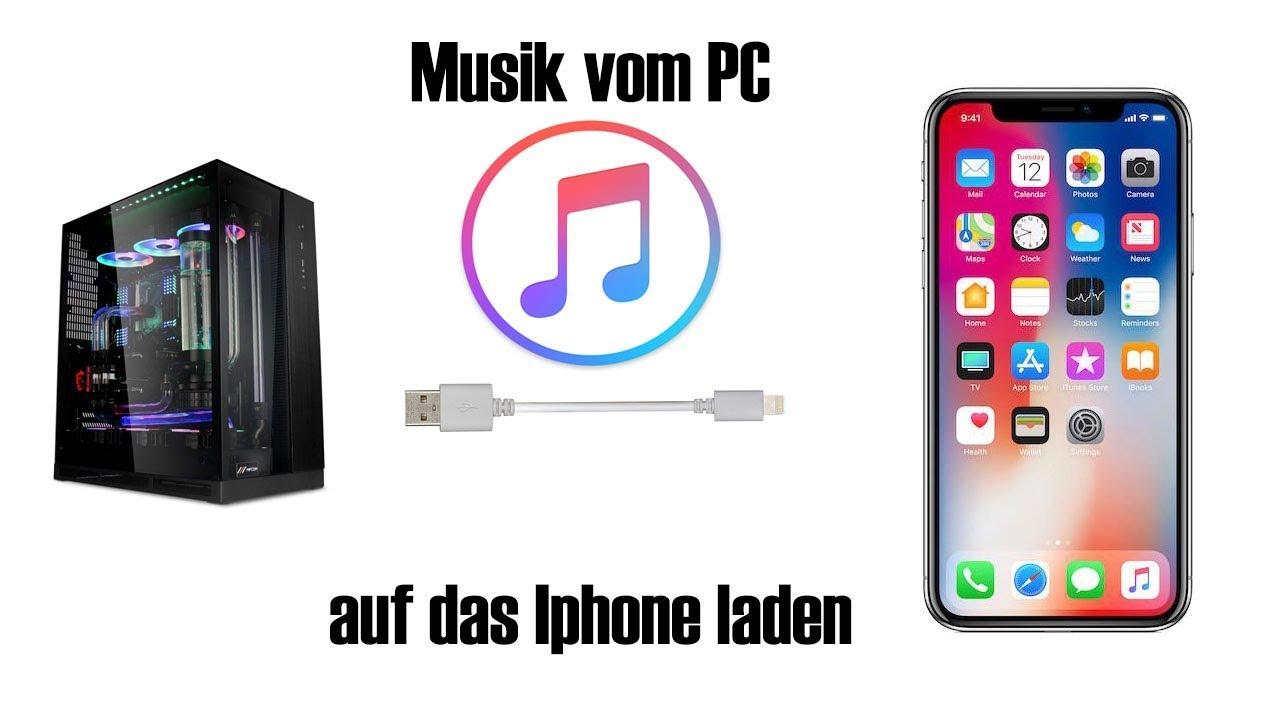 musik von youtube auf iphone übertragen
